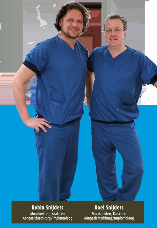 Robin Snijders, nieuwe specialist injectables en ooglidcorrecties.